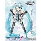 【グッズ-カードゲーム】ヴァイスシュヴァルツ ブースターパック 初音ミク -Project DIVA- f