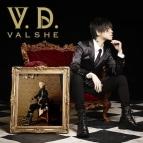 【アルバム】VALSHE/V.D. 通常盤