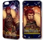 【グッズ-カバーホルダー】Fate/EXTELLA デザジャケット iPhone 6Plus/6sPlus ケース&保護シート/イスカンダル
