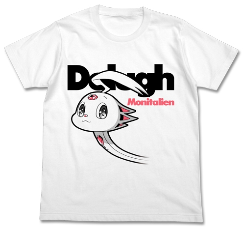 ドルーTシャツ/WHITE-L