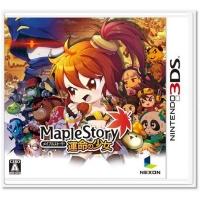 アニメイトオンラインショップ900【3DS】メイプルストーリー 運命の少女