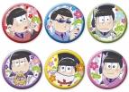 【グッズ-バッチ】おそ松さん キャラバッジコレクション/卒業