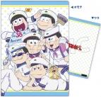 【グッズ-クリアファイル】おそ松さん クリアファイル/マリン