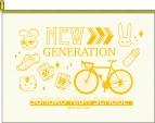 【グッズ-ポーチ】弱虫ペダル NEW GENERATION マルチポーチ 総北