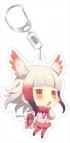 【グッズ-キーホルダー】けものフレンズ アクリルキーホルダー/トキ