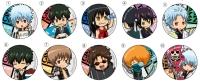 アニメイトオンラインショップ900【グッズ-バッチ】銀魂゜ 思い出シルキー缶バッジコレクション1