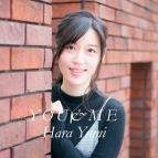 【アルバム】原由実/YOU&ME 通常盤