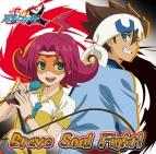 【主題歌】TV フューチャーカードバディファイト OP「Brave Soul Fight!」/奈々菜パル子&もりしー (CV.徳井青空・森嶋秀太)