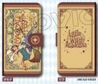 【グッズ-カバーホルダー】リトルウィッチアカデミア 手帳型スマホケース