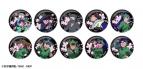 【グッズ-バッチ】忍たま乱太郎  夜桜キラキラ缶バッジコレクション 第一弾
