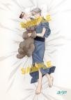 【グッズ-シーツ】ユーリ!!! on ICE 【描き下ろし】おやすみ布団カバー ヴィクトル・ニキフォロフ