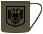 【グッズ-マグカップ】幼女戦記 帝国ステンレスマグカップ