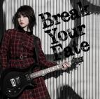 【アルバム】西沢幸奏/Break Your Fate 通常盤