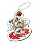 【グッズ-キーホルダー】劇場版 黒子のバスケ LAST GAME BiniGuni 緑間真太郎