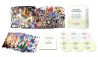 900【Blu-ray】※送料無料※TV 戦姫絶唱シンフォギア Blu-ray BOX 初回限定版