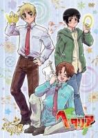 900【DVD】アニメ ヘタリア World Series vol.5 通常版