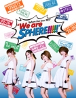 "【Blu-ray】スフィア/Sphere live tour 2017 ""We are SPHERE!!!!!"" LIVE BD"
