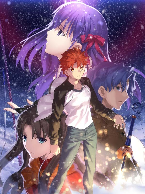 【Blu-ray】劇場版 Fate/stay night[Heaven's Feel] I.presage flower 完全生産限定版