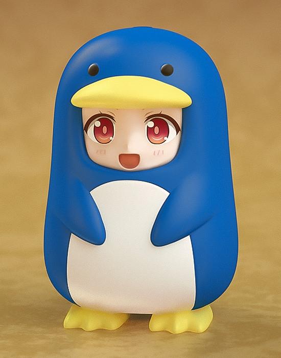 ねんどろいどもあ きぐるみフェイスパーツケース(ペンギン)