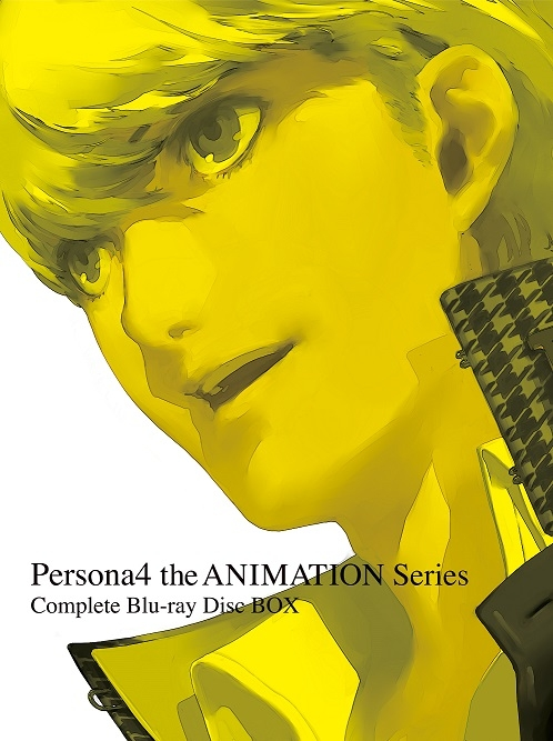 【Blu-ray】Persona4 the Animation Series Complete Blu-ray Disc BOX 完全生産限定版