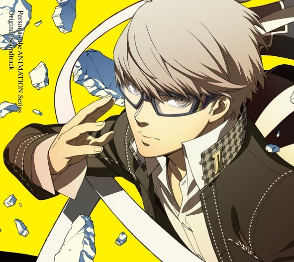 【サウンドトラック】Persona4 the Animation Series Original Soundtrack