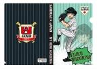 【グッズ-クリアファイル】僕のヒーローアカデミア×侍JAPAN  トレーディングクリアファイル