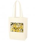 【グッズ-バック】僕のヒーローアカデミア×侍JAPAN  トートバッグ