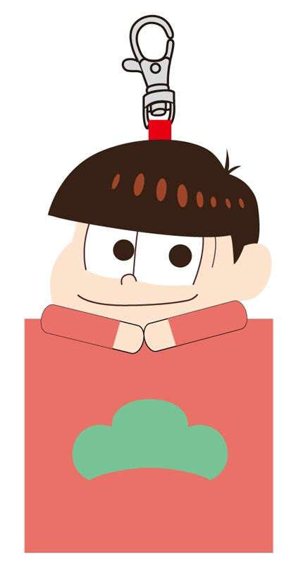 おそ松さん マスコットミニポーチ A(おそ松)