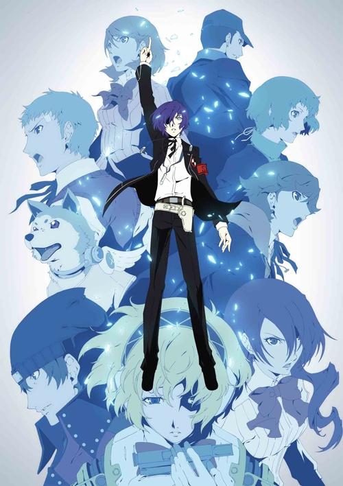 【Blu-ray】劇場版 ペルソナ3 #4 Winter of Rebirth 通常版