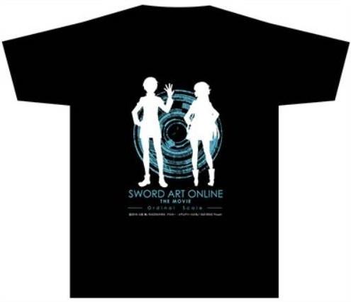 劇場版 ソードアート・オンライン -オーディナル・スケール- Tシャツ
