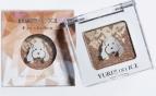 【グッズ-化粧雑貨】ユーリ!!! on ICE Eye shadow Makkachin Brown