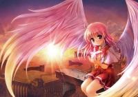 アニメイトオンラインショップ900【Vita】穢翼のユースティア Angel's blessing 通常版