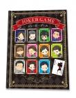 【グッズ-ノート】ジョーカー・ゲーム 手帳型ノート ちびキャラ集合