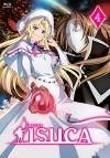 【Blu-ray】TV ISUCA-イスカ- 第4巻