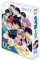 900【Blu-ray】TV らんま1/2 Blu-ray BOX 2