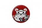 【グッズ-バッチ】ペルソナ5 Picaresque Mouse 缶バッジ (01) 主人公