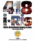 【Blu-ray】i☆Ris/4th Anniversary Live ~418~