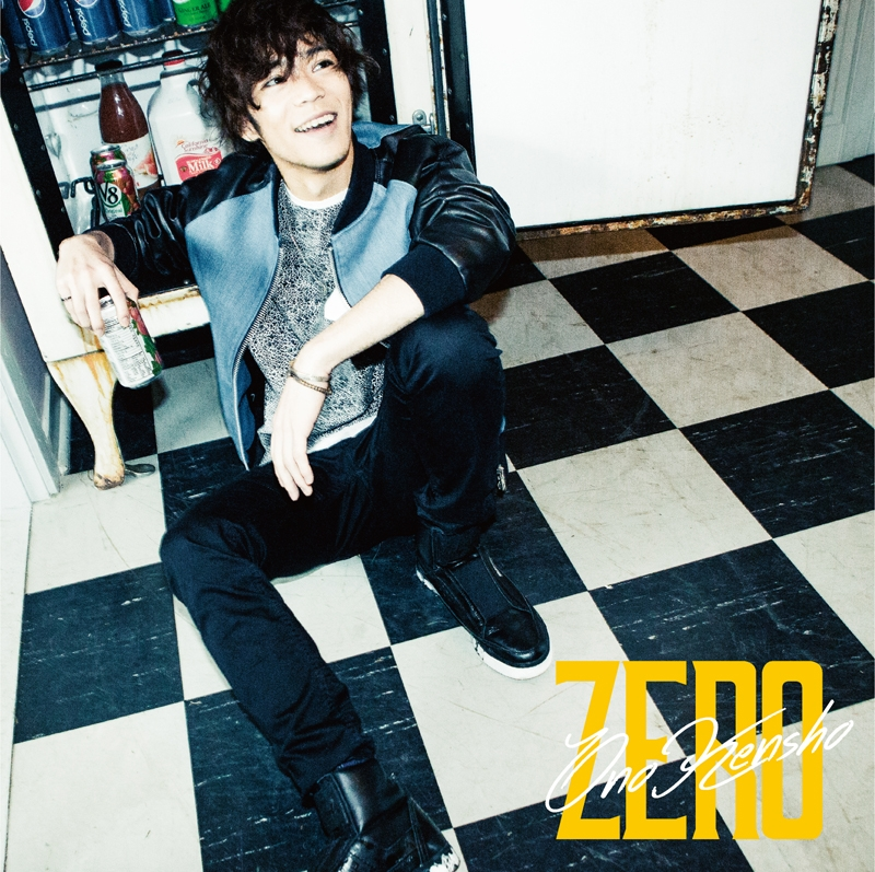 【主題歌】TV 黒子のバスケ 3rd SEASON 帝光編 OP「ZERO」/小野賢章 初回限定盤