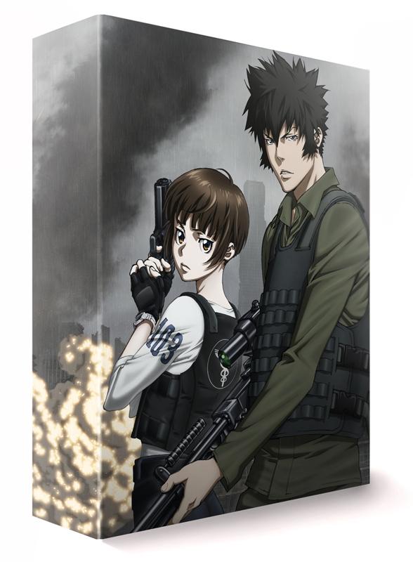 900【Blu-ray】劇場版 PSYCHO-PASS サイコパス Blu-ray Premium Edition