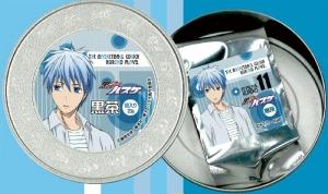 【グッズ-食品】黒子のバスケ お茶/A 黒子 黒茶(プーアール)