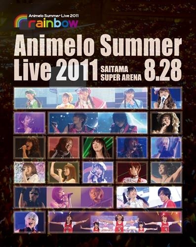 900【Blu-ray】Animelo Summer Live 2011 -rainbow- 8.28