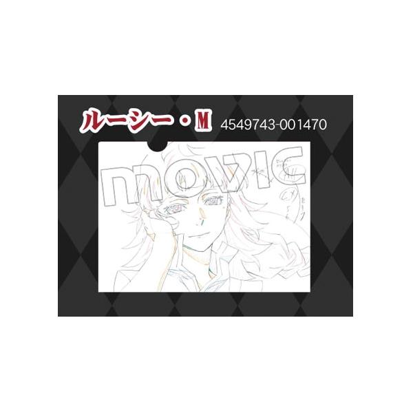 文豪ストレイドッグス 原画クリアファイル/O:ルーシー・M
