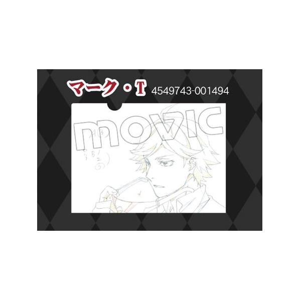 文豪ストレイドッグス 原画クリアファイル/Q:マーク・T