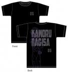 【グッズ-Tシャツ】ヱヴァンゲリヲン新劇場版 Tシャツ/T カヲル 黒 L