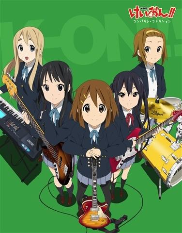 【Blu-ray】TV けいおん!! コンパクト・コレクション