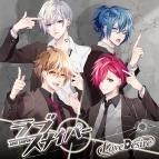【主題歌】TV 喧嘩番長 乙女 -Girl Beats Boys- OP「ラブスナイパー」/LoveDesire ラブデザ盤