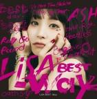 【アルバム】LiSA/LiSA BEST -Way- 初回生産限定盤 DVD付