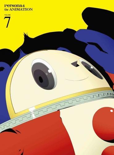 900【Blu-ray】TV ペルソナ4 7 完全生産限定版