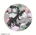【グッズ-マグネット】忍たま乱太郎 ダイカットマグネット(私服柄)/07:六年い組