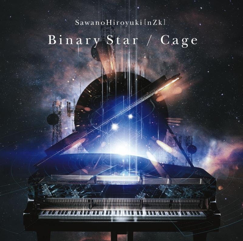 【主題歌】TV 銀河英雄伝説 Die Neue These OP「Binary Star」/SawanoHiroyuki[nZk] 通常盤